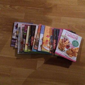 Livres de cuisines