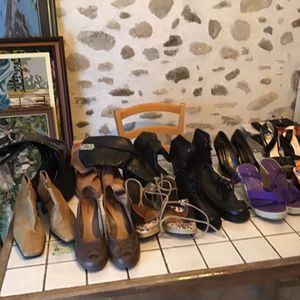 Chaussures femmes taille 38 et 39