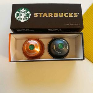 Dosettes espresso Starbucks