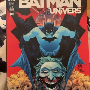 Comics batman univers