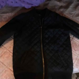Bombers noir taille 40