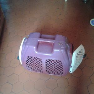 Boite transport chat ou petit chien