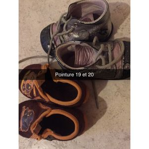 Chausson et chaussures