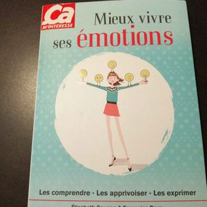 Livre émotion