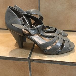 Sandales à talon taille 37