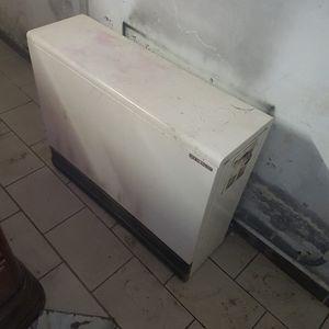 Radiateur Siebel à accumulation très lourd