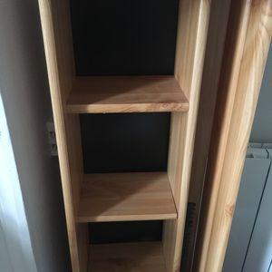 Mini étagère pour livre