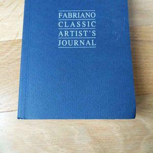 """Carnet """"d'artiste"""" Fabriano"""