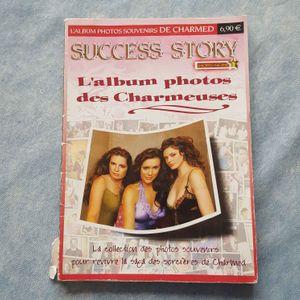 "Livre ""Success Story Charmed"""