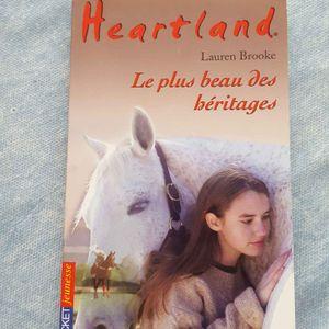 "Livre ""Heartland"""