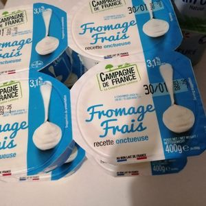 Yayourt fromage frais