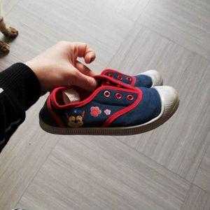 Chaussures pat patrouille