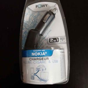 Vieux chargeur de Nokia