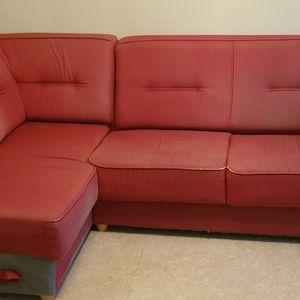 Canapé à angle