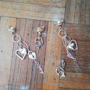 Boucles d'oreille clip