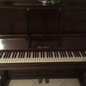 Donnes piano