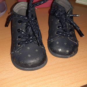 Chaussure bébé fille pointure 19