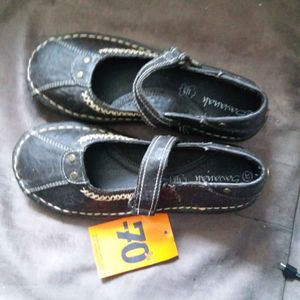 chaussures marron foncé 37