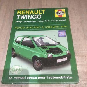 Manuel d'entretien Twingo1