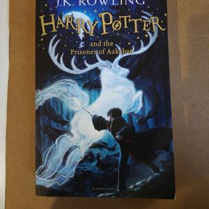 Livre Harry Potter and the prisoner of Azkaban