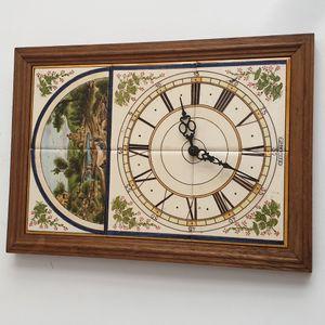 Horloge 40x25