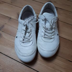 Sneakers blanches 38