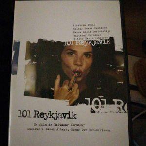 DVD 101 reykjavik