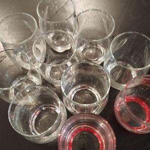 12 verres