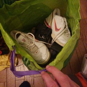 Donne pair de chaussures divers femme tailles 38 en générale