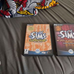 Disque additionnel sims 1