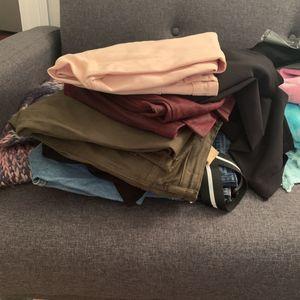 Don de vêtements femme taille 40/42