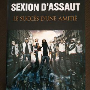 """Livre """"Sexion d'assaut"""""""