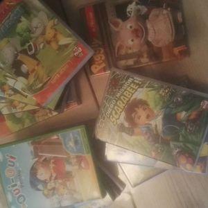 DVD oui oui +babar + diego