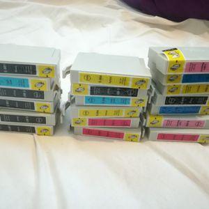Lot de cartouches imprimante couleur