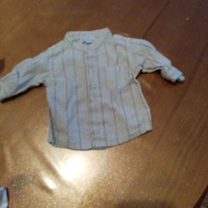 Chemise taille naissance