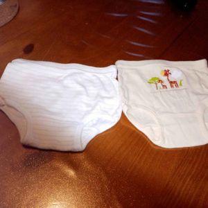 2 culottes 12 mois