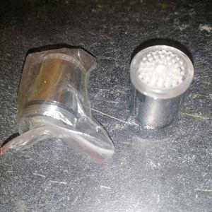 Lumiere de robinet qui change de couleur suivant la température de l'eau