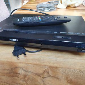 Lecteur dvd Philips à connecter un WIFI