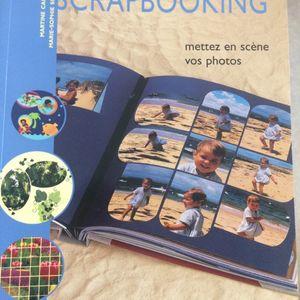 Livre scrapbooking