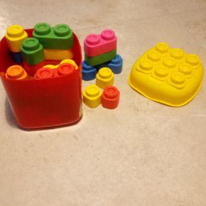 Cubes bébé