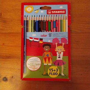 Crayons de couleurs pour enfants