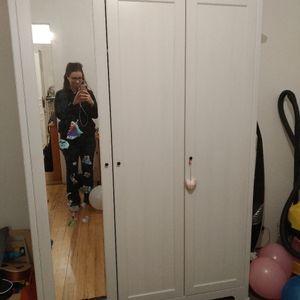 Armoire trois portes Ikea