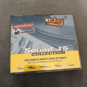 4 CD de Sample