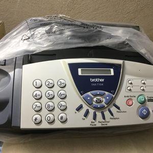 Fax téléphone