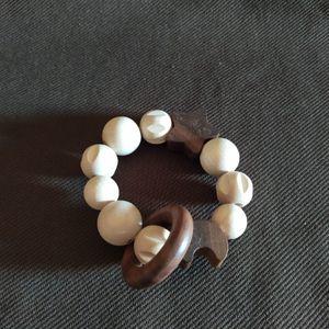 Petit bracelet bois