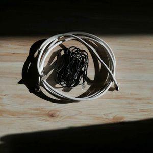 Lot de 2 câbles