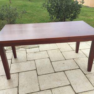 Table bois