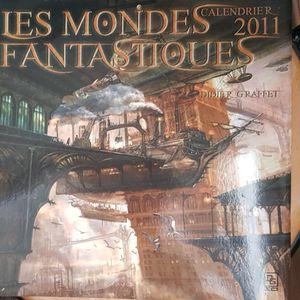 Illustrations fantasy