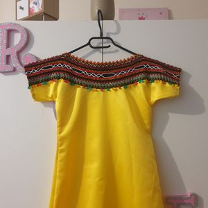 Robe Kabyle de taille 6 ans.