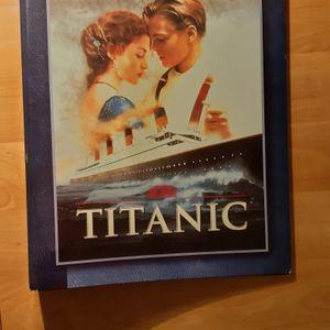 Classeur titanic
